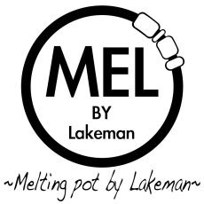 画像5: 【Meltingpot by Lakeman】2way Necklace YELLOW Brown red x White (5)