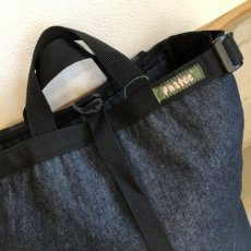 画像2: PHATEE -BLOC SACK- (DENIM) (2)