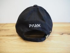 画像3: THE PARK SHOP flash boy low cap [adult  black] (3)