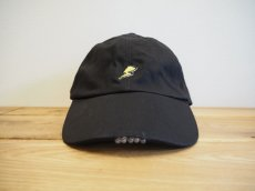 画像1: THE PARK SHOP flash boy low cap [adult  black] (1)