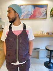 画像1: -GOHEMP/ゴーヘンプ- HEMP UTILITY VEST (3color) (1)