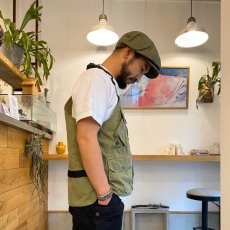 画像10: -GOHEMP/ゴーヘンプ- HEMP UTILITY VEST (3color) (10)