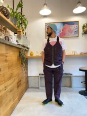 画像6: -GOHEMP/ゴーヘンプ- HEMP UTILITY VEST (3color) (6)