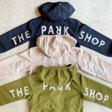 画像1: 【3色展開-for Kid's-】-THE PARK SHOP- POCKABLE BIKE JACKET (1)
