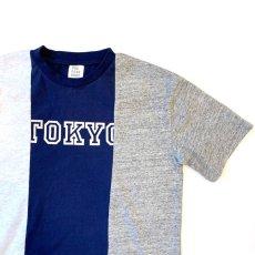 画像2: 【2色展開-for Kid's-】-THE PARK SHOP- broken tokyo tee (MULTI) (2)