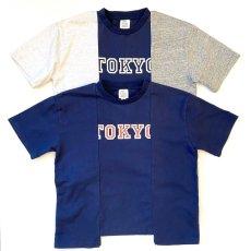 画像5: 【2色展開-for Kid's-】-THE PARK SHOP- broken tokyo tee (NAVY) (5)