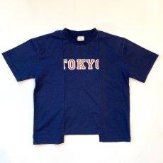 画像3: 【2色展開-for Kid's-】-THE PARK SHOP- broken tokyo tee (NAVY) (3)