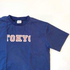 画像4: 【2色展開-for Kid's-】-THE PARK SHOP- broken tokyo tee (NAVY) (4)