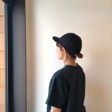 画像10: 【2色展開】-HIGHER-  LINEN CANVAS CAP (10)