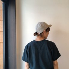 画像5: 【2色展開】-HIGHER-  LINEN CANVAS CAP (5)