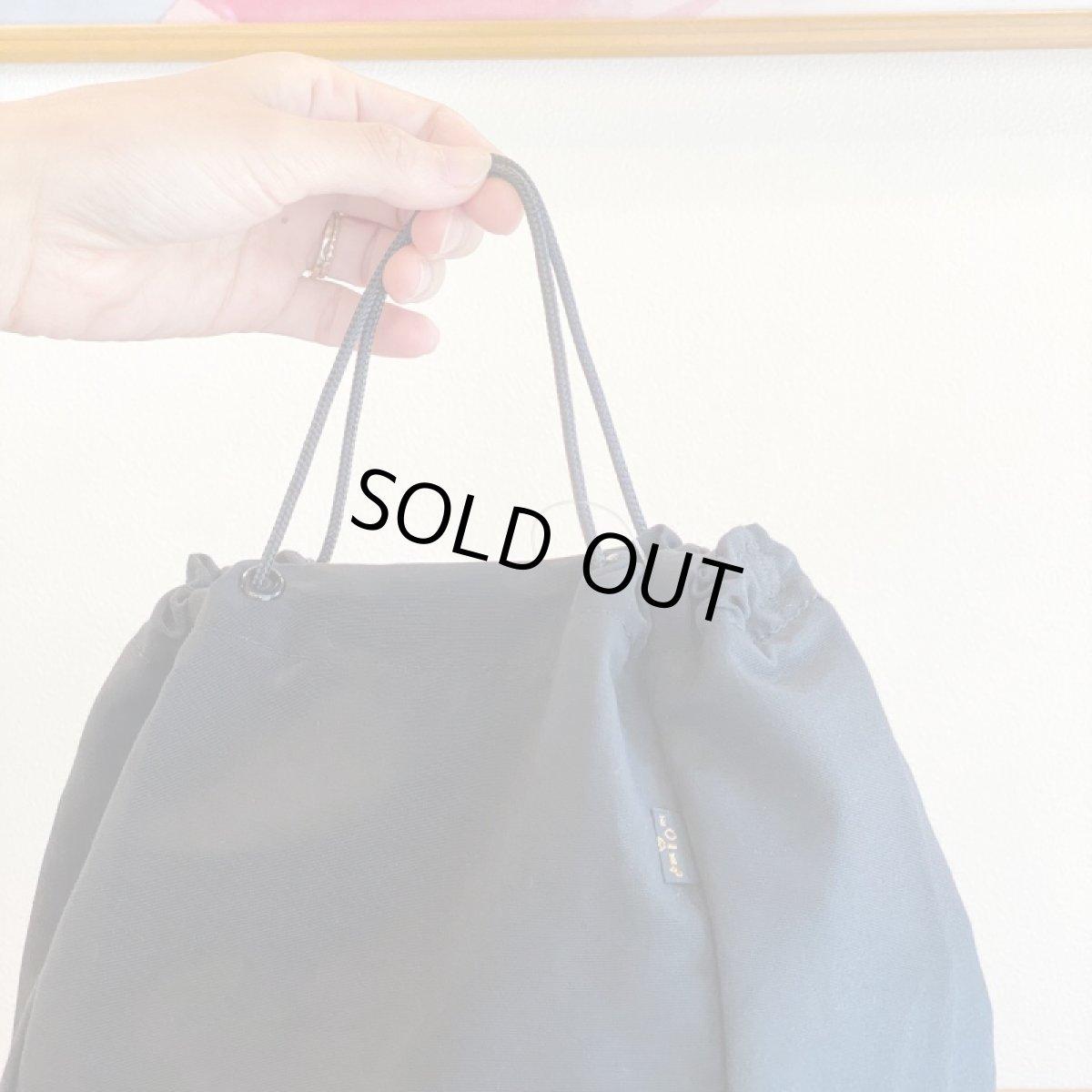 画像1: 【3色展開】BAG'n'NOUN BLACK SPINDLE (1)