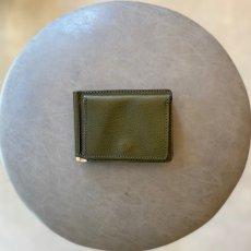 画像10: 【3色展開】-t.L.s- Money clip wallet (10)