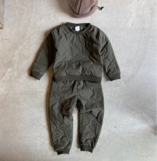 画像7: 【-for Kid's-】-THE PARK SHOP- MILL BOY PANTS(BLACK/KHAKI) (7)