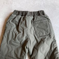 画像6: 【-for Kid's-】-THE PARK SHOP- MILL BOY PANTS(BLACK/KHAKI) (6)