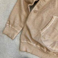 画像17: 【7色展開】-Good On-Pigment Dye  L/S RAGLAN PULLOVER HOOD SWEAT  (17)