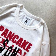 画像2: -TACOMA FUJI  RECORDS- Pancake Killa / son L/S Tee designed by Ryohei kazumi (2)