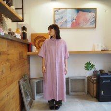 画像1: 【for-Lady's】MANON ONEPIECE PINK (1)