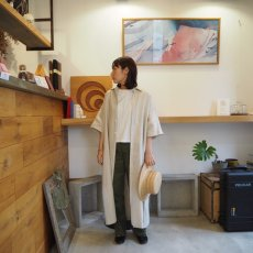画像1: 【for-Lady's】MANON ONEPIECE  BEIGE (1)