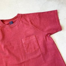 画像11: 【5色展開】-Good On- S/S HEAVY RAGLAN POCKET TEE (11)