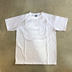 画像2: 【5色展開】-Good On- S/S HEAVY RAGLAN POCKET TEE (2)