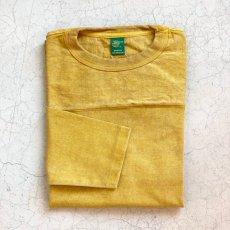 画像3: 【3色展開】-Good On- L/S HEAVY FOOTBALL TEE(Pigment Dye) (3)