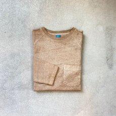 画像7: 【3色展開】-Good On- L/S HEAVY RAGLAN POCKET TEE(Pigment Dye) (7)