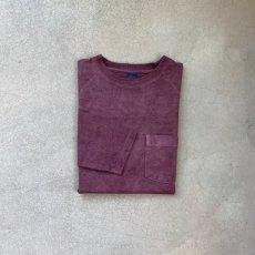画像8: 【3色展開】-Good On- L/S HEAVY RAGLAN POCKET TEE(Pigment Dye) (8)