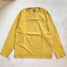 画像9: 【3色展開】-Good On- L/S HEAVY FOOTBALL TEE(Pigment Dye) (9)