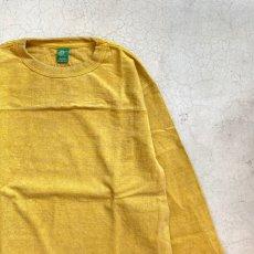 画像6: 【3色展開】-Good On- L/S HEAVY FOOTBALL TEE(Pigment Dye) (6)