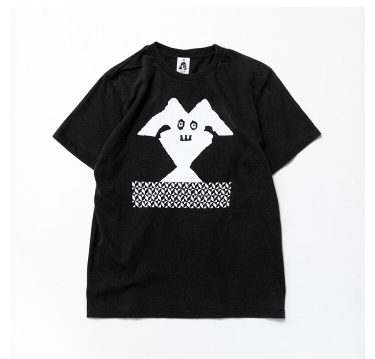 画像1: TACOMAFUJI RECORDS -The Chancay Slit- S/S Tee BLACK (1)