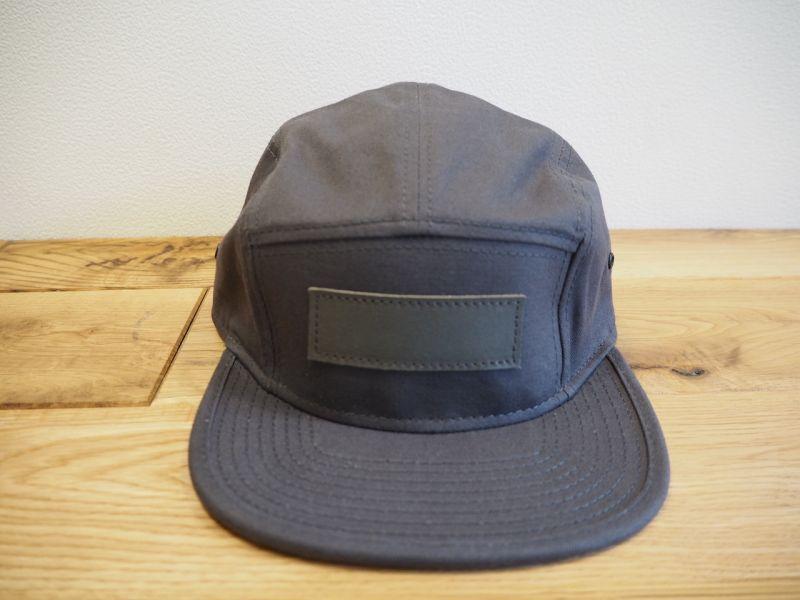 画像1: t.L.s BLANK LOGO CAP (GREY) (1)