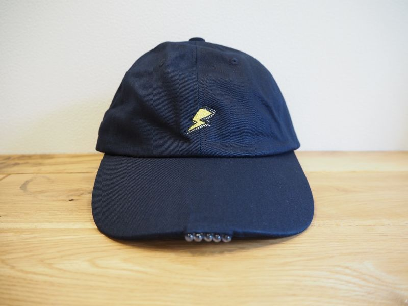 画像1: THE PARK SHOP flash boy low cap [adult navy] (1)