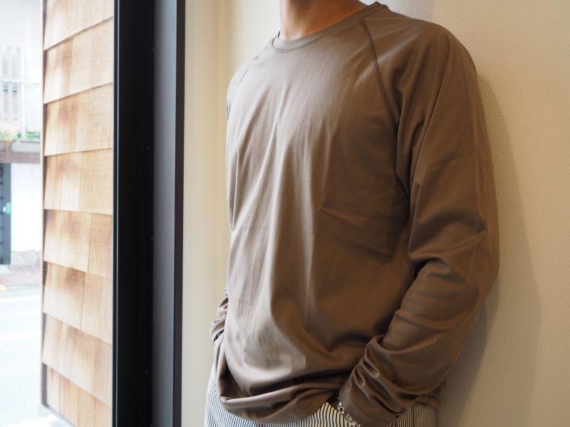 画像1: 着もちいい服 SUPIMA L/S RAGLAN SLEEVE (1)