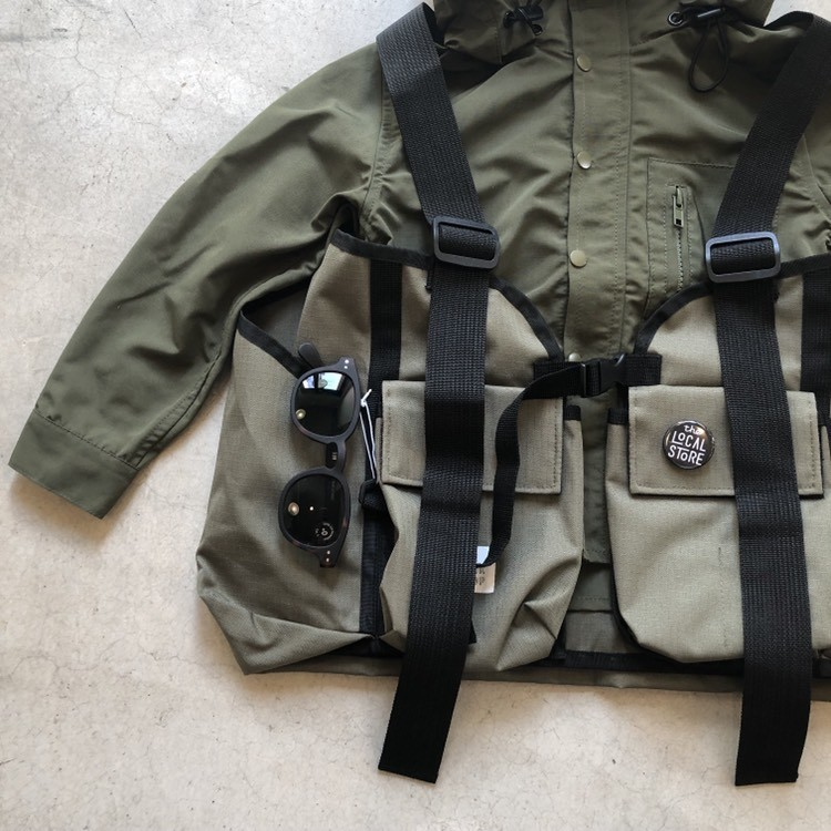 画像1: THE PARK SHOP PARK RANGER VEST (1)