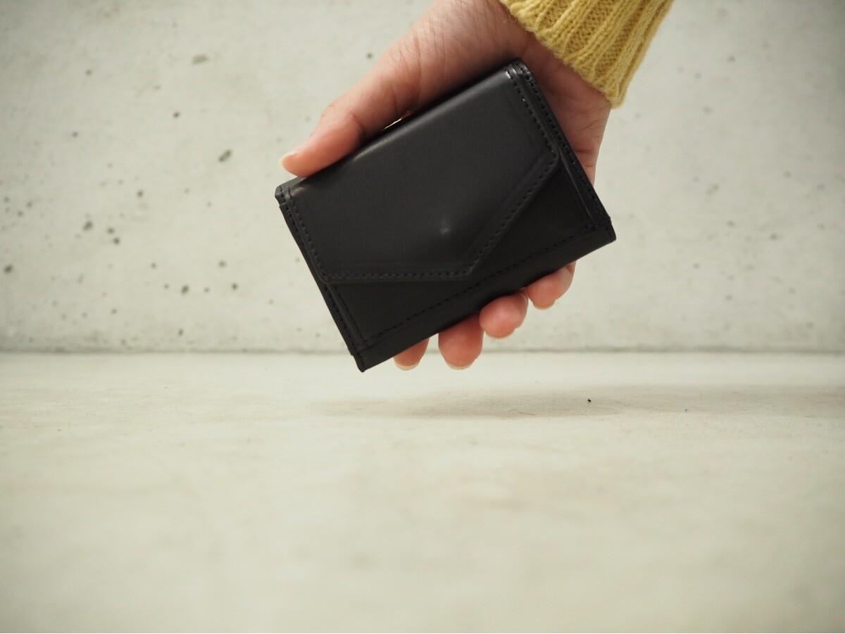 画像1: t.L.s compact wallet(BLK) (1)
