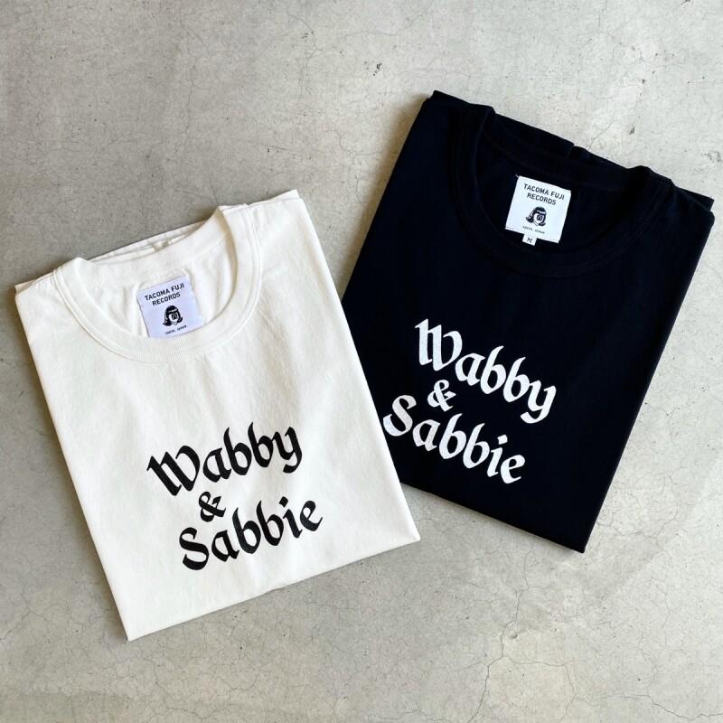 画像1: 【2色展開】-TACOMA FUJI  RECORDS- WABBY & SABBIE (1)