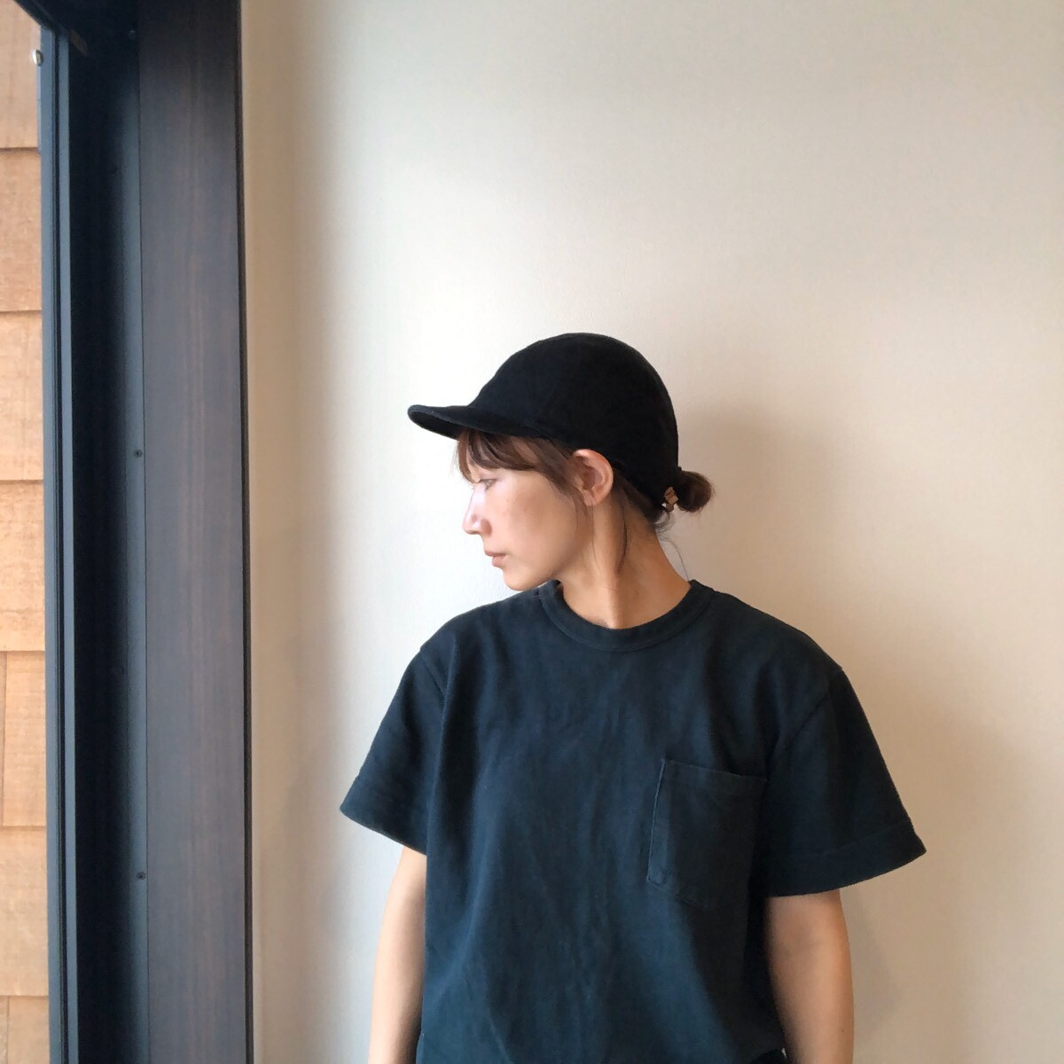画像1: 【2色展開】-HIGHER-  LINEN CANVAS CAP (1)