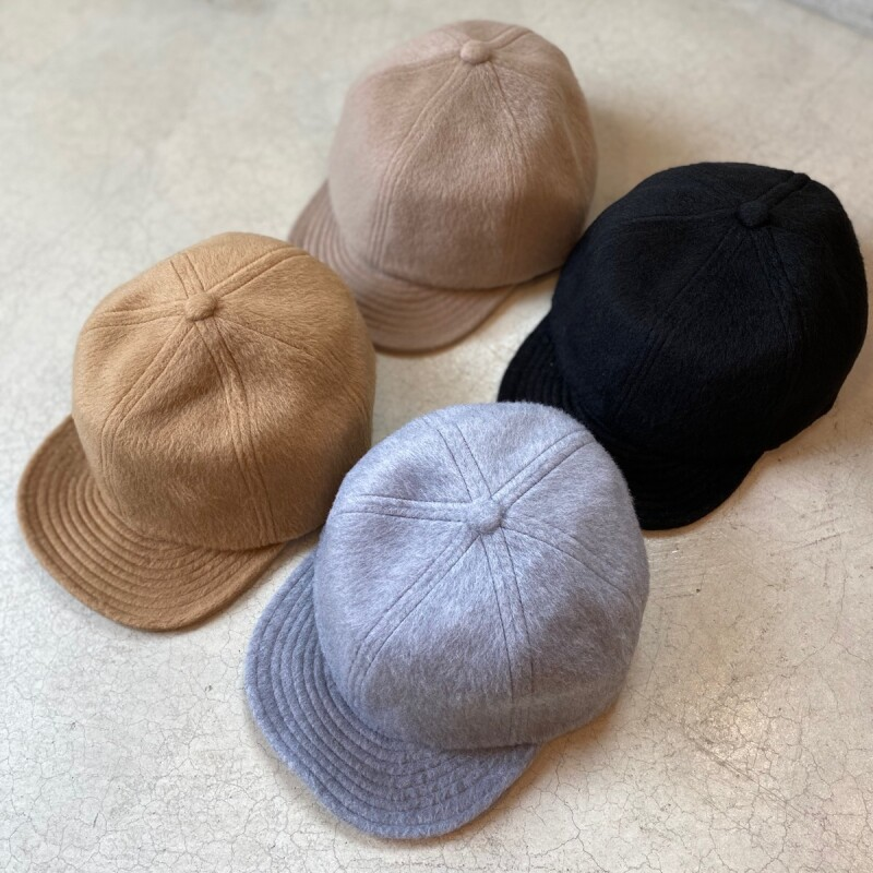 画像1: 【4色展開】-halo commodity- Nap Cap (1)