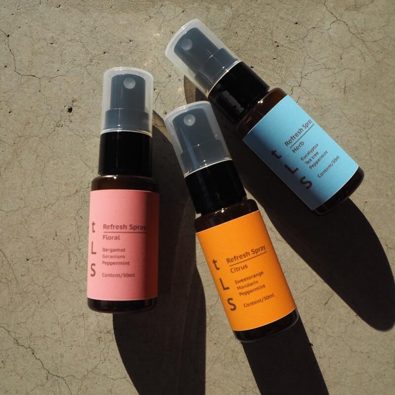 画像1: -t.L.s Refresh Spray- (1)