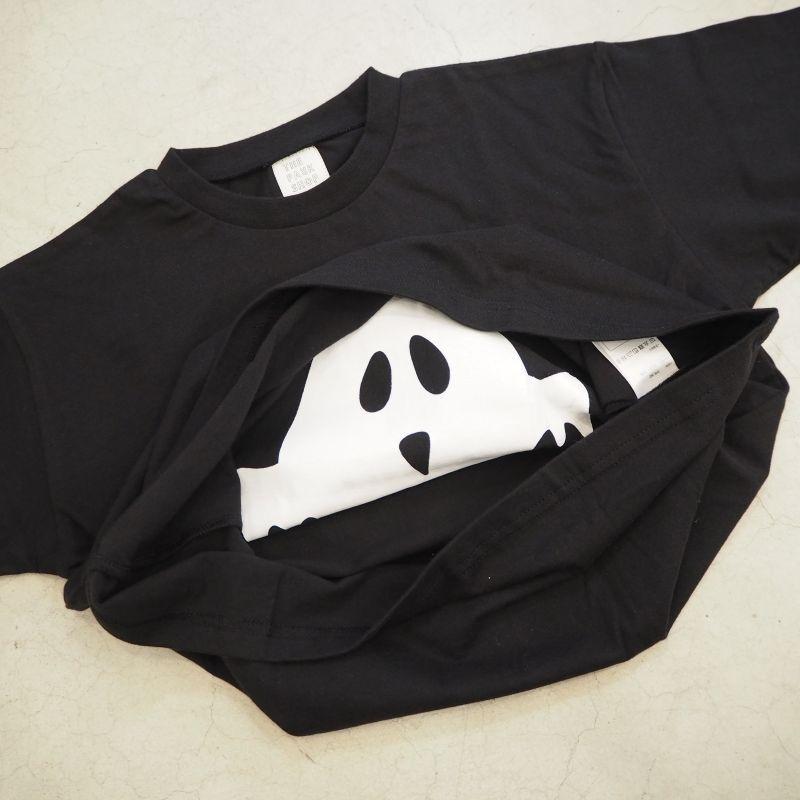 画像1: 【-for Kid's-】-THE PARK SHOP- inside ghost tee (1)