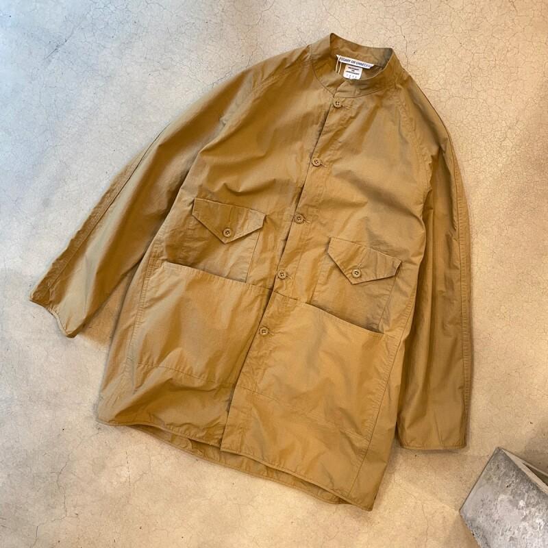 画像1: 【2色展開】-NECESSARY or UNNECESSARY- GARAGE COAT (1)